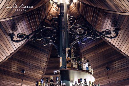 Café Kiosco Interior Café Terraza Kiosco