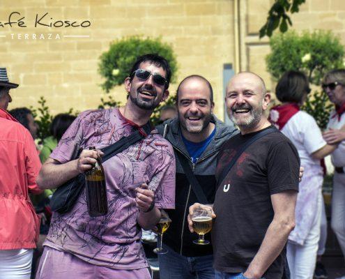 Vermú torero-Batalla del vino 2017