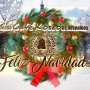 Feliz Navidad-Café Kiosco